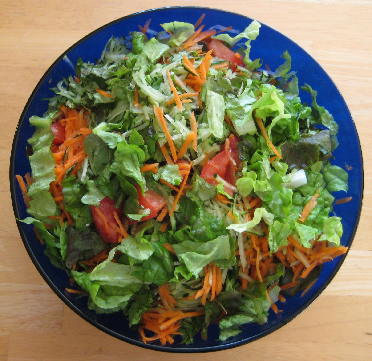 Salad plain