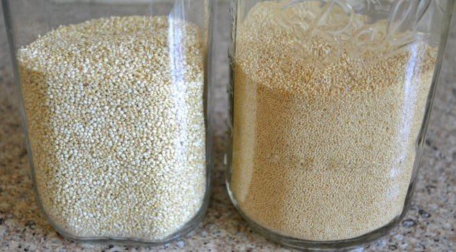 Quinoa and amaranth 2